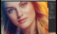 Thumbnail for Gelled Flare / Skin Retouch