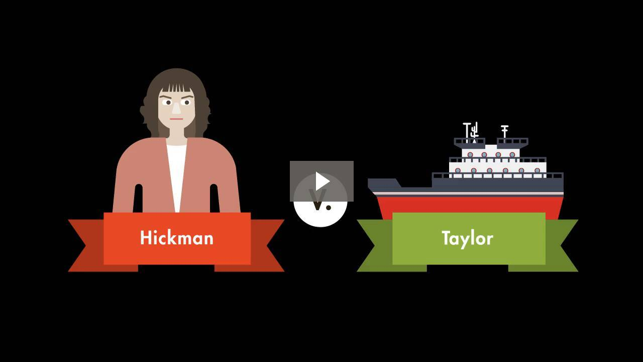 Hickman v. Taylor