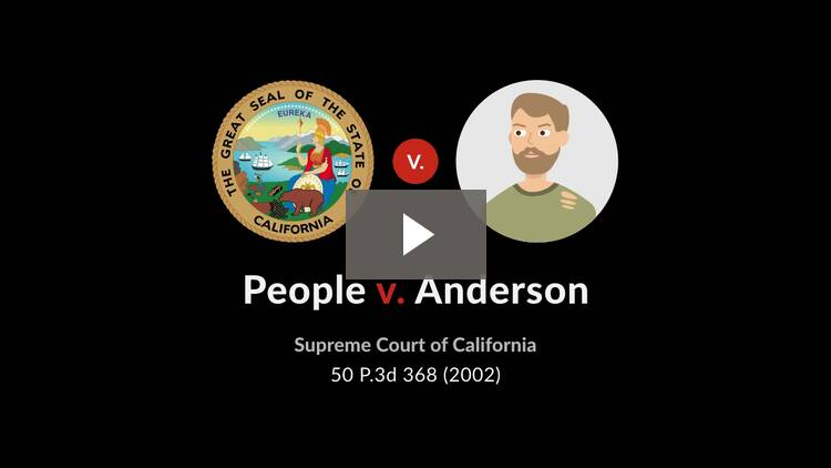 People v. Anderson