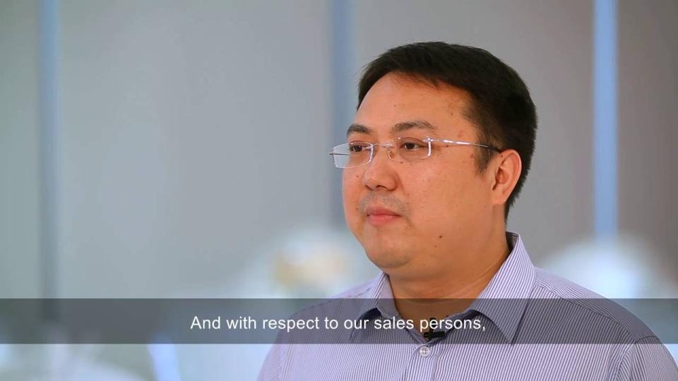 Rick Liu (Brand Manager, Drive Systems Segment)