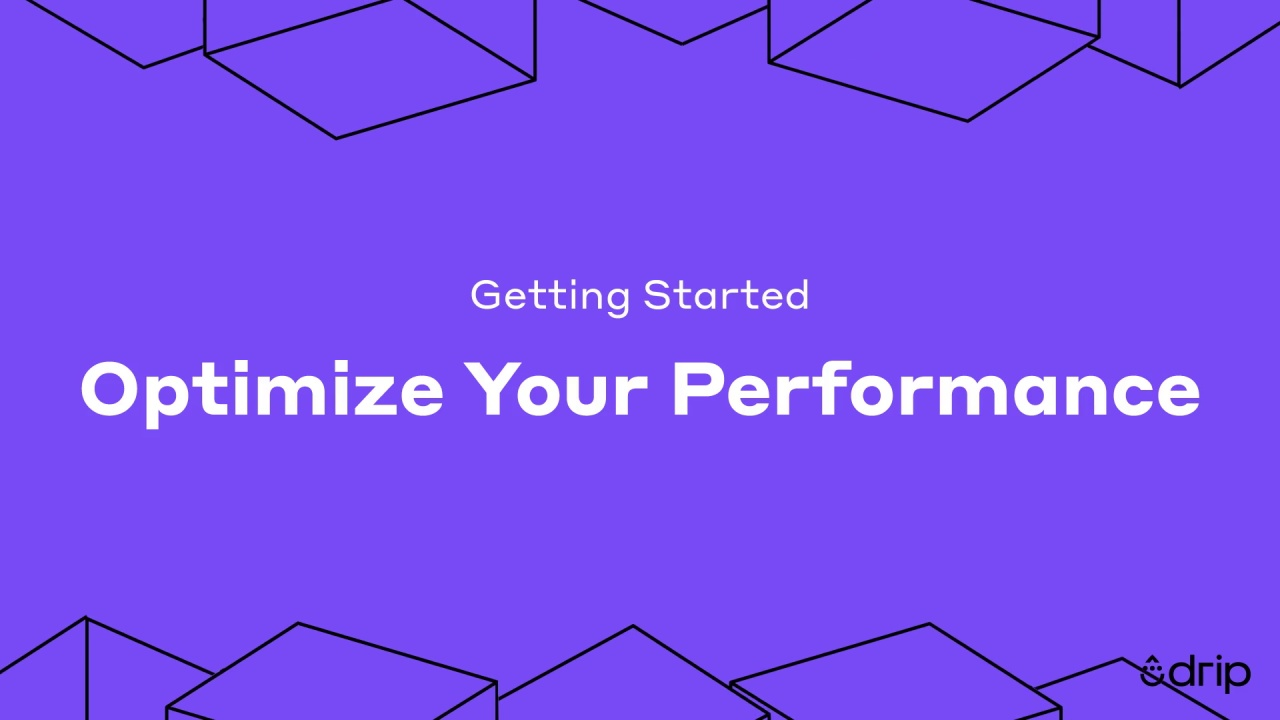 Optimize Your Performance Episode Thumbnail