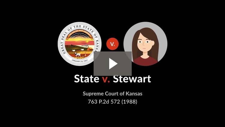 State v. Stewart