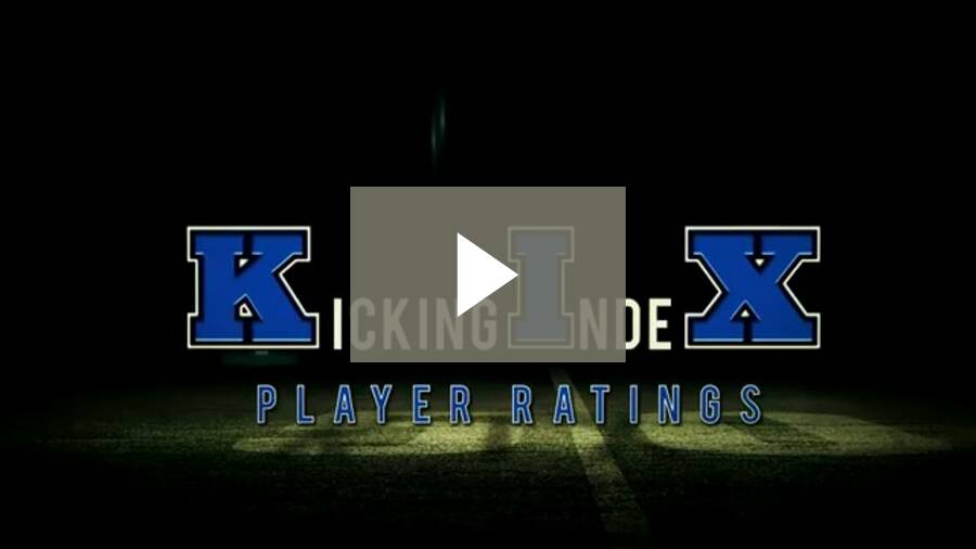 National Camp Series Kicking IndeX (KIX)