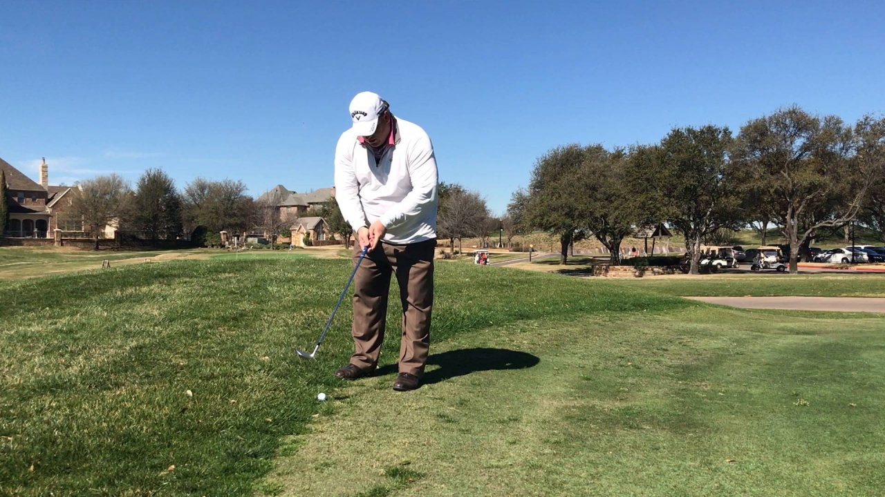 This Specialty Shot Will Fix Your Short Game