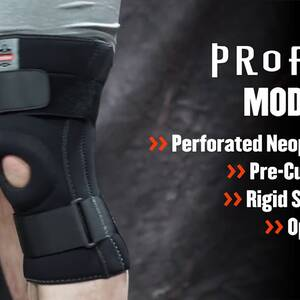 Ergodyne Product Video - ProFlex<sup>®</sup> 620 Knee Sleeve w/ Open Patella/Spiral Stays