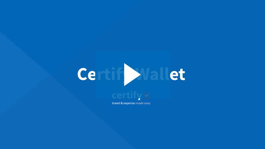 Certify Wallet
