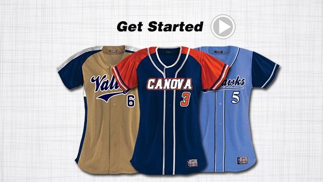 Softball Uniform Builder  4a82ab57e