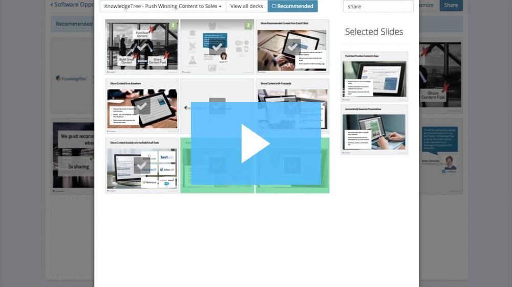 PerfectPitch - Customizing Content