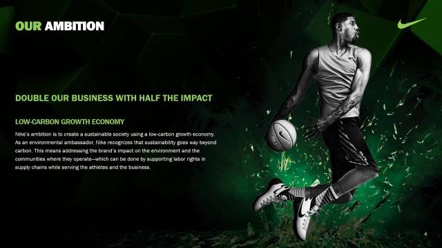 Nike Slidegenius Powerpoint Design Pitch Deck Presentation Experts