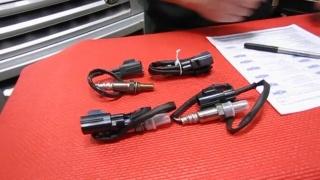 Oxygen Sensor Replacement On An LR3