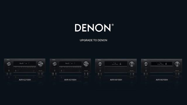 Denon X Series Sizzle v6