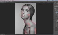 Thumbnail for Beauty Photo Shoot / Dodge & Burn Countour