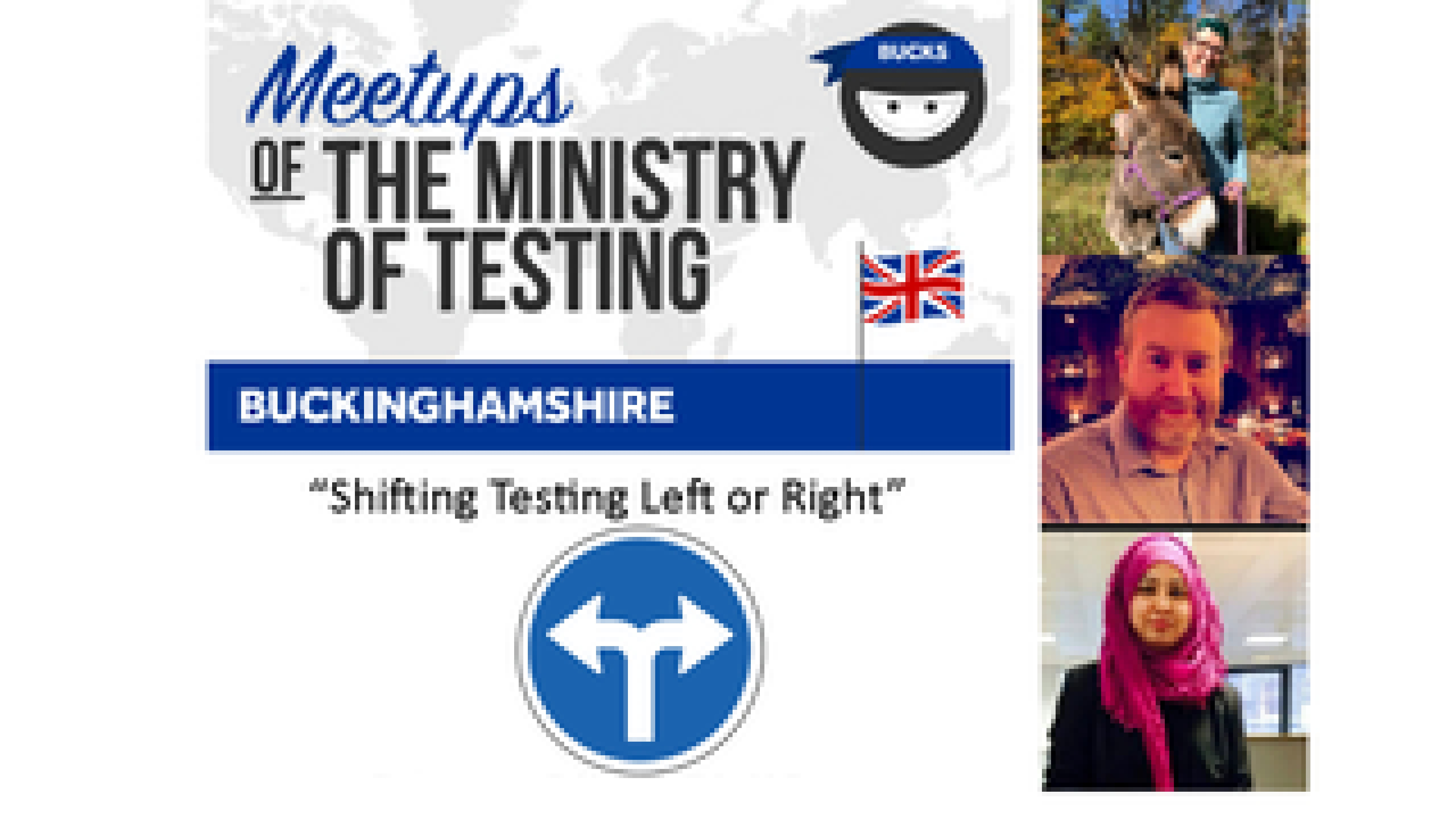 """Panel Event - """"Shifting Testing, Left or Right?"""""""