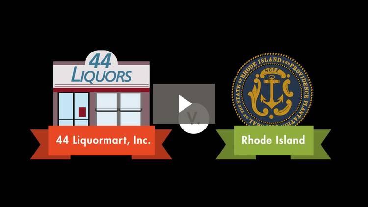 44 Liquormart, Inc. v. Rhode Island