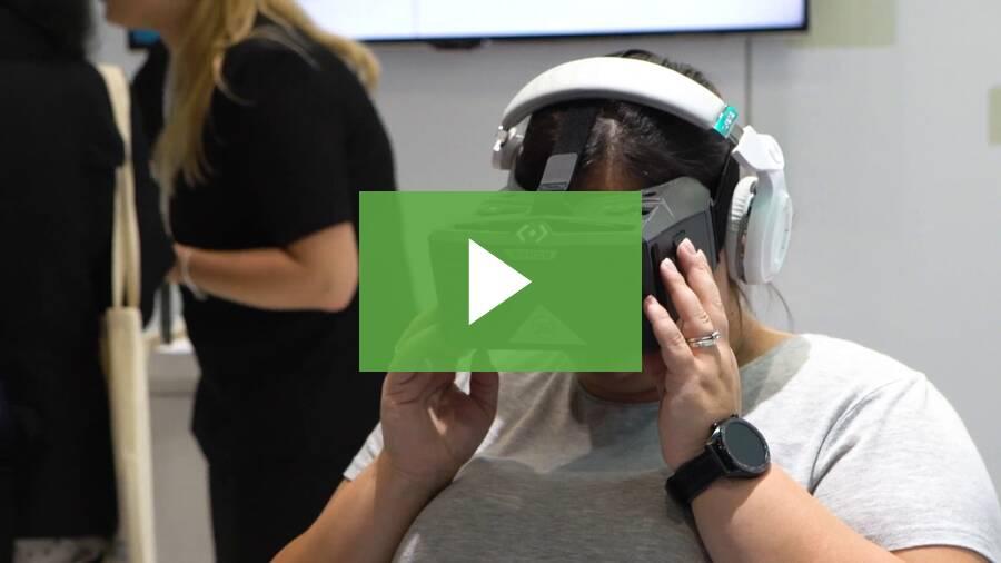 The Relias Virtual Reality Dementia Experience