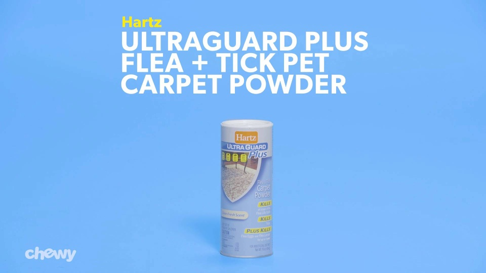 Hartz Ultraguardplusfleatickpetcarpetpowder Pet R0 V1