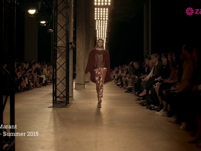 Défilé Isabelle Marant Printemps Eté 2015 : Fashion Week de Paris