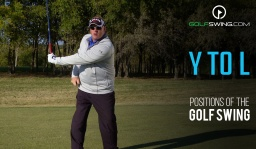 Positions of the Golf Swing: Y to L