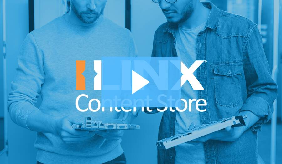 Introduction to ILINX Content Store