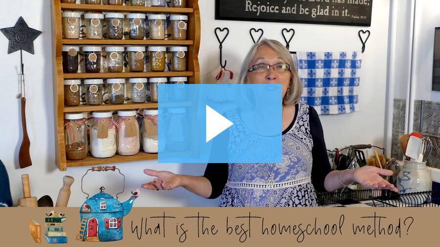 What's the best homeschool method?