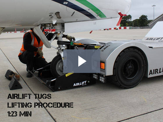 Aircraft Lifting Procedure