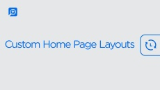 Custom Homepage Layouts