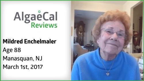 Testimonial thumbnail portrait of Mildred Enchelmaier