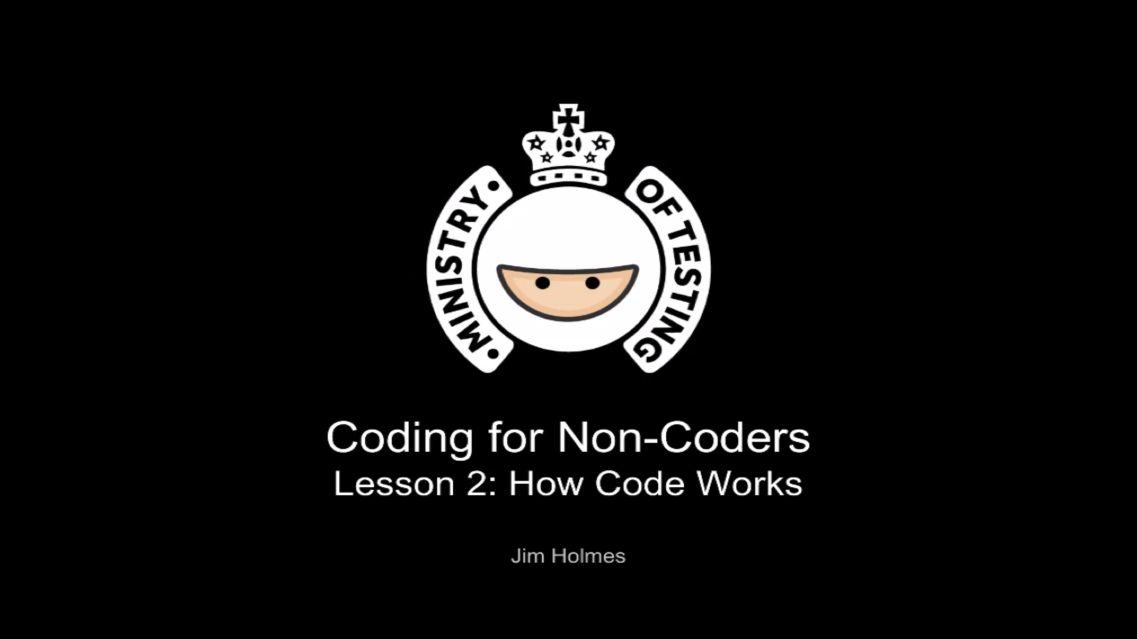 How Code Works