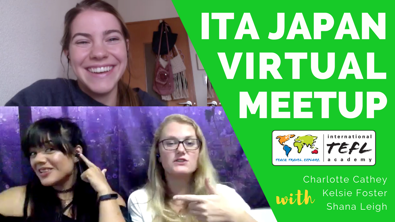 TEFL Japan Virtual Meetup - August 9, 2018