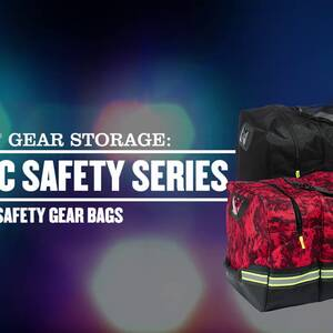 Ergodyne Product Video - Arsenal<sup>®</sup> 5008 Fire & Safety Gear Bag