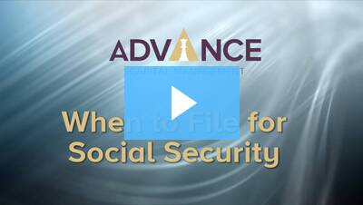 When To File for Social Security