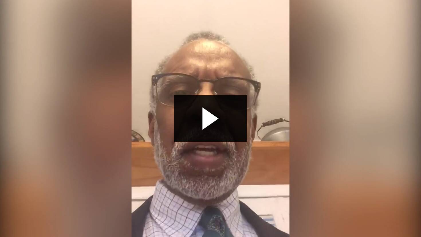 Senator Haywood Encourages Everyone to Vote by Mail :: April 29, 2020