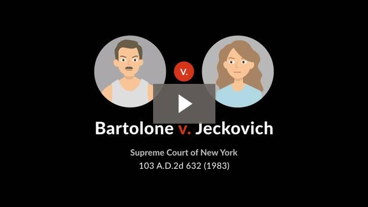 Bartolone v. Jeckovich