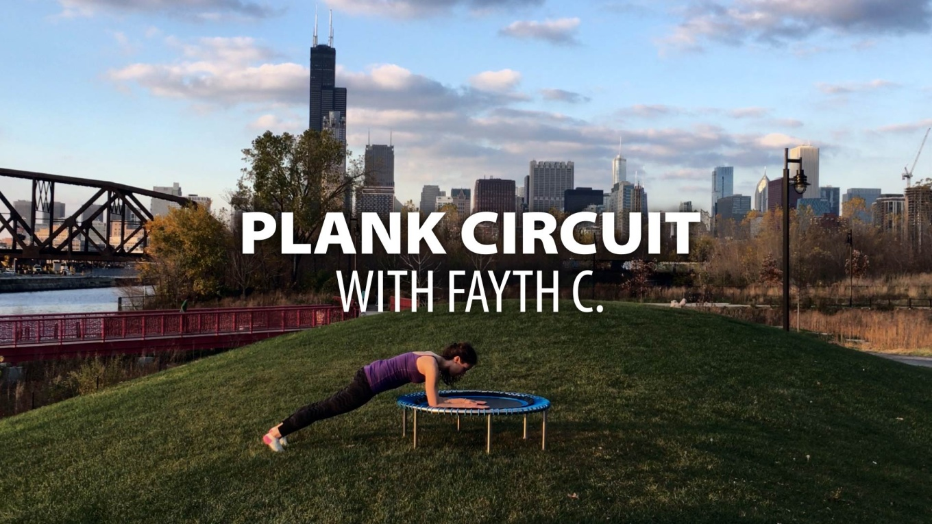 Plank Circuit   bellicon Home Workout Video