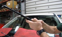 Installing LR2 Wiper Blades With Aftermarket Design
