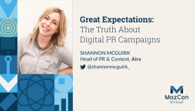 Great Expectations: The Truth About Digital PR Campaigns