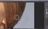 Thumbnail for Beauty Photo Shoot / Strand Painting