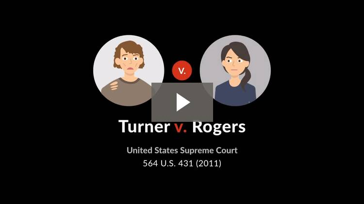 Turner v. Rogers