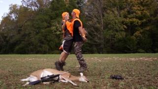 2014 Kentucky QDMA Military Youth Hunt