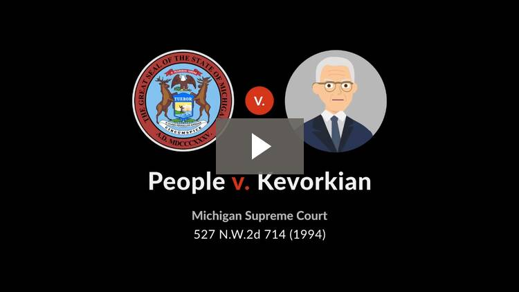 People v. Kevorkian