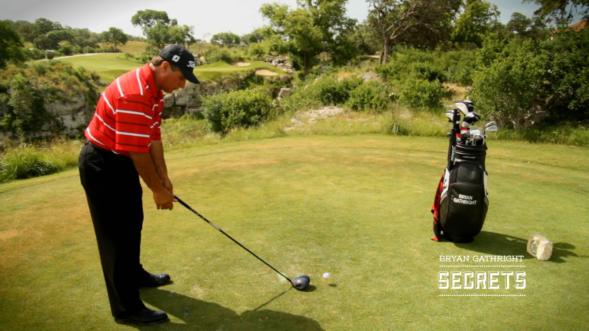 Keep Your Head Down is Major Golf Swing Error - Secret #7