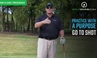 Practice With a Purpose: Go To Shot