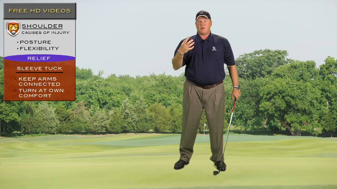 Prevent Injury from Your Golf Swing