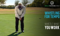 Whistle While You Work Putting: Tempo