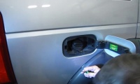 Replacing Fuel Filler Latch On LR3 Or Range Rover Sport video screen shot