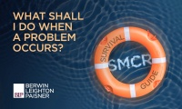 Still image from 'SMCR: What shall I do when a problem occurs?' video