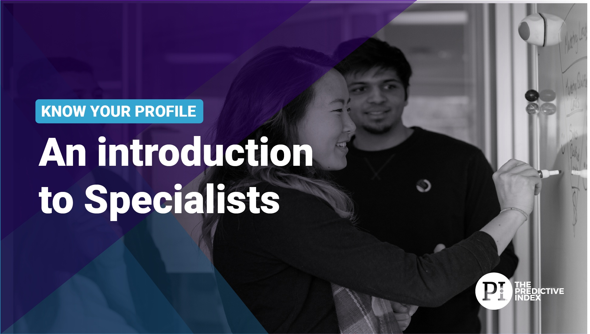 Introducing the Specialist