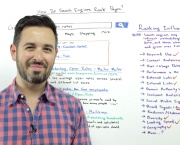 Moz Academy - How Do Search Engines Rank Pages