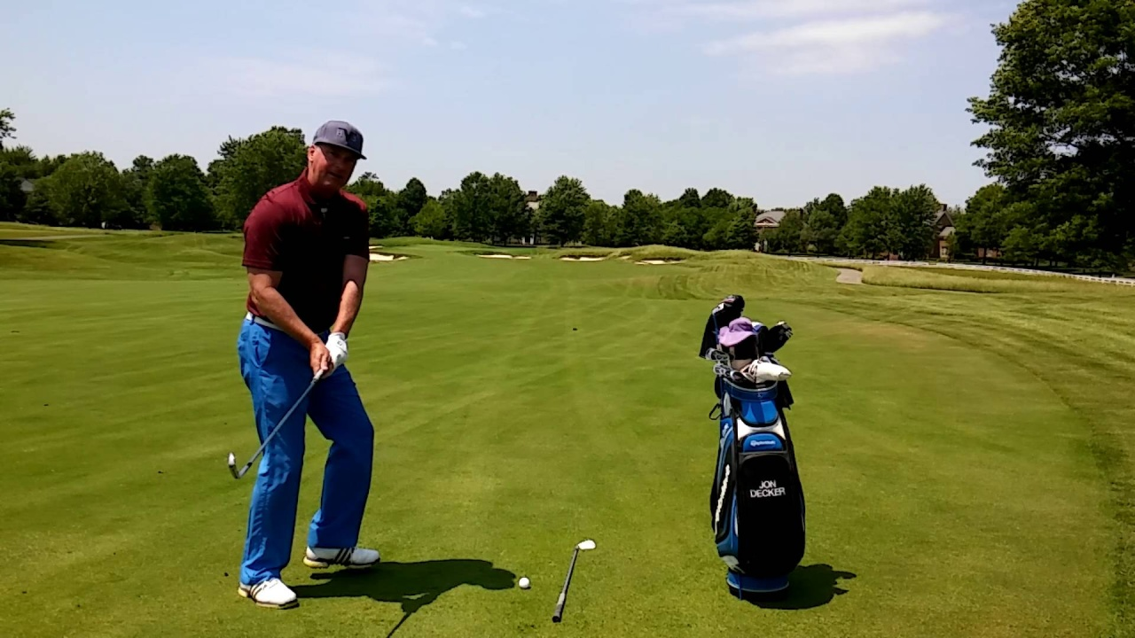 "Fix Your ""Over the Top"" Move with a Quick and Simple Drill"