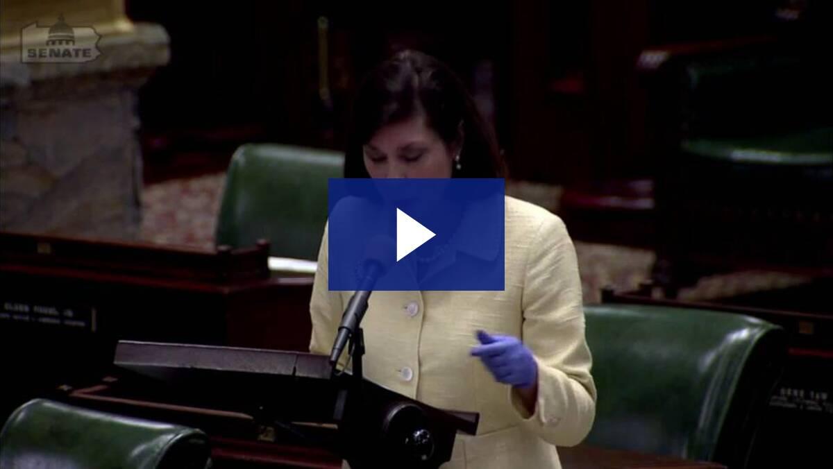 4/15/20 - Senate Bill 613